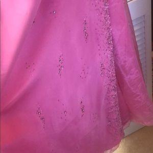 Masquerade Dresses - Formal dress pink